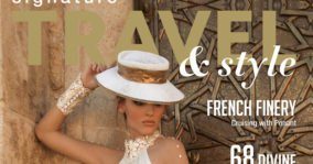 Signature Travel and Style Cover