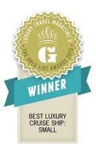 2015 Gold List Luxury Cruise Ship