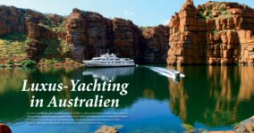 Luxus Yachting