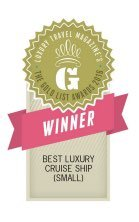 2016 Gold List Luxury Cruise Ship