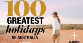 100 Greatest Holidays Australia