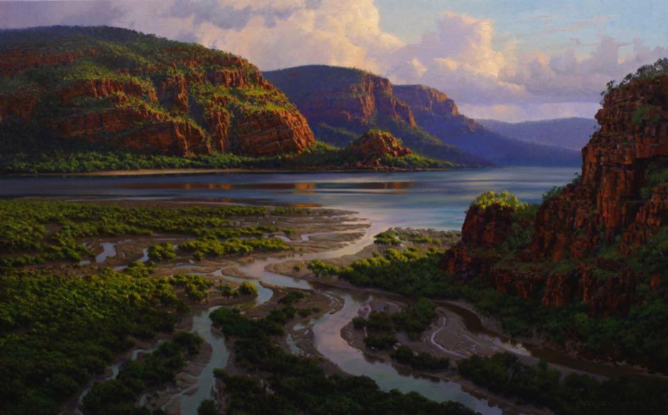 Andrew Tischler - Above Receding Waters