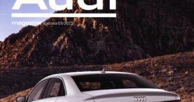 Audi Magazine Kimberley Article