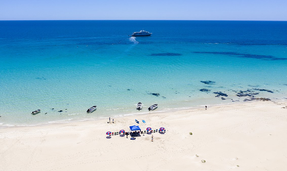 Australian Beach South West