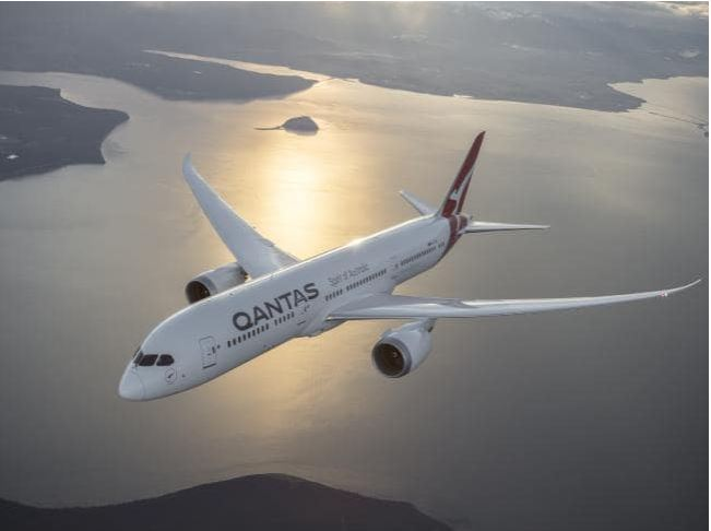 QANTS Direct Flight