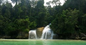 Raja Ampat Waterfall