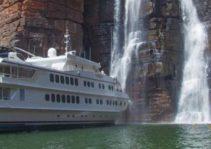 Wilder cruise downunder Eagle Falls