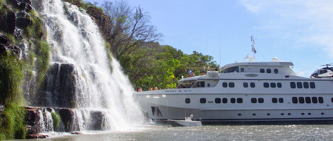 Australia Cruises Waterfall