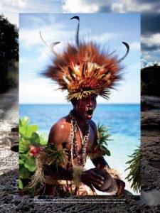 Oro Province, East Papua New Guinea