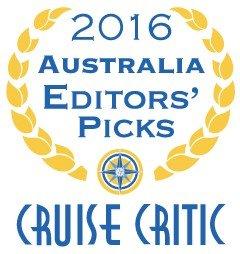 Cruise Critic Editor's Pic Award