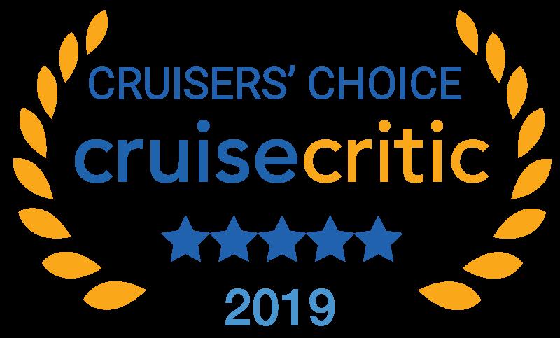 Cruise Critic awards 2019