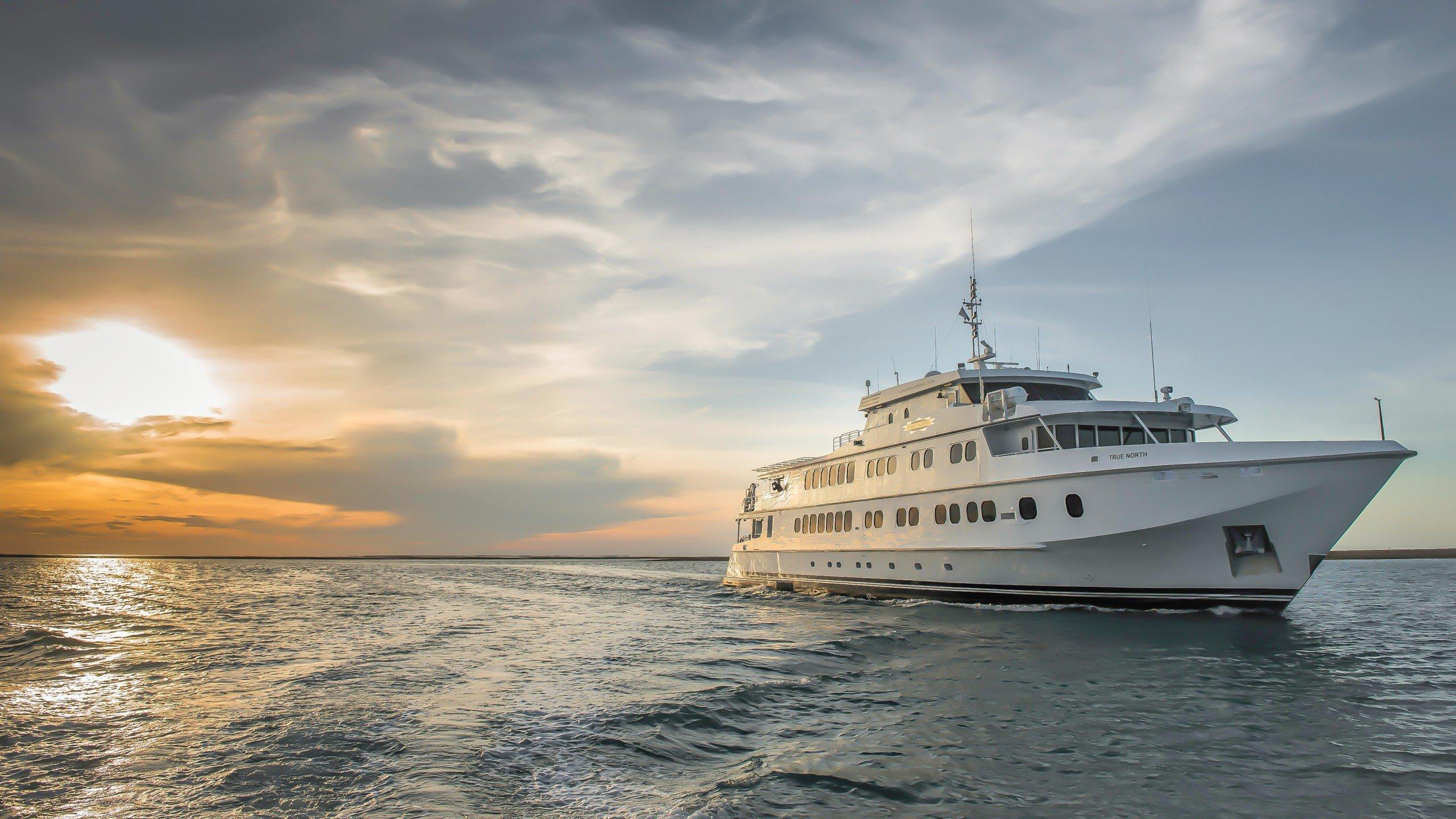 true north luxury small ship