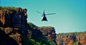 TrueNorth_Helicopter_Cliff