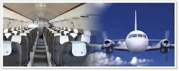 Dash 8 Charter Aircraft