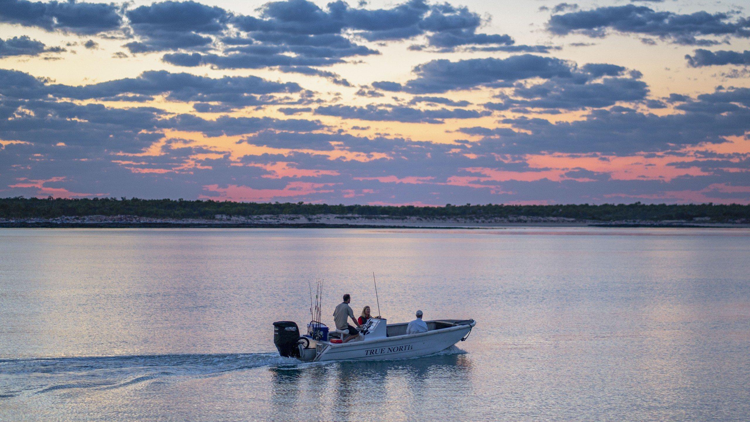 true north small boat
