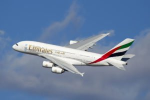 Airbus A380 Welcomed to Perth, Western Australia