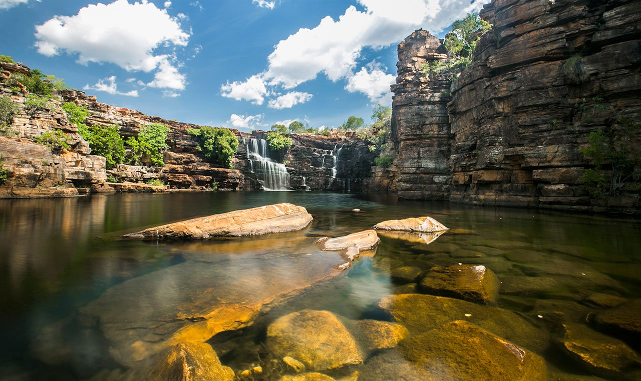 Eagle Falls Waterfall - Oli Oldroyd