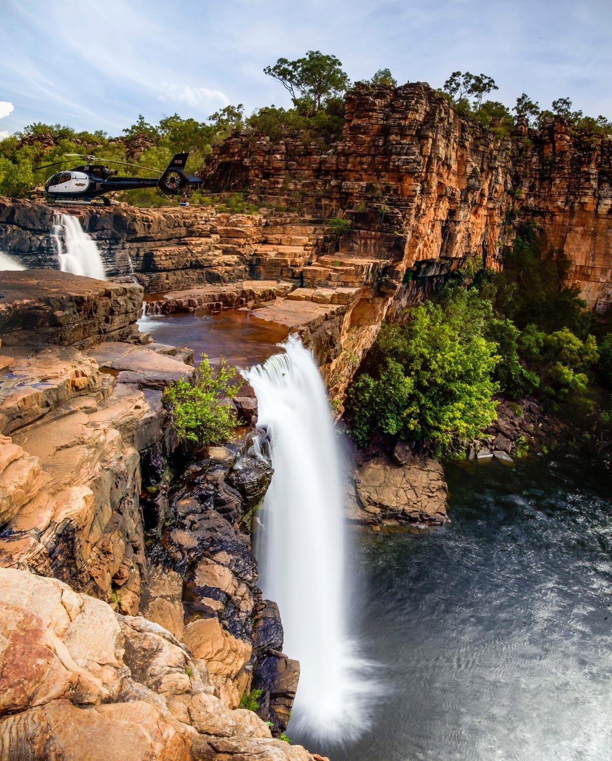 Eagle Falls Wet Season Oli Oldroyd