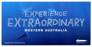 Tourism WA Experience Extraordinary Campaign
