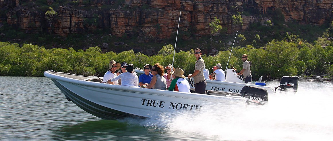 True North - Power Boating