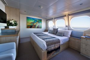 True North Explorer Class Cabin - The Art of Adventure