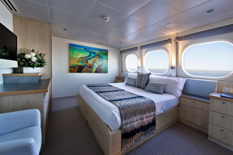 Explorer Class Cabin - True North