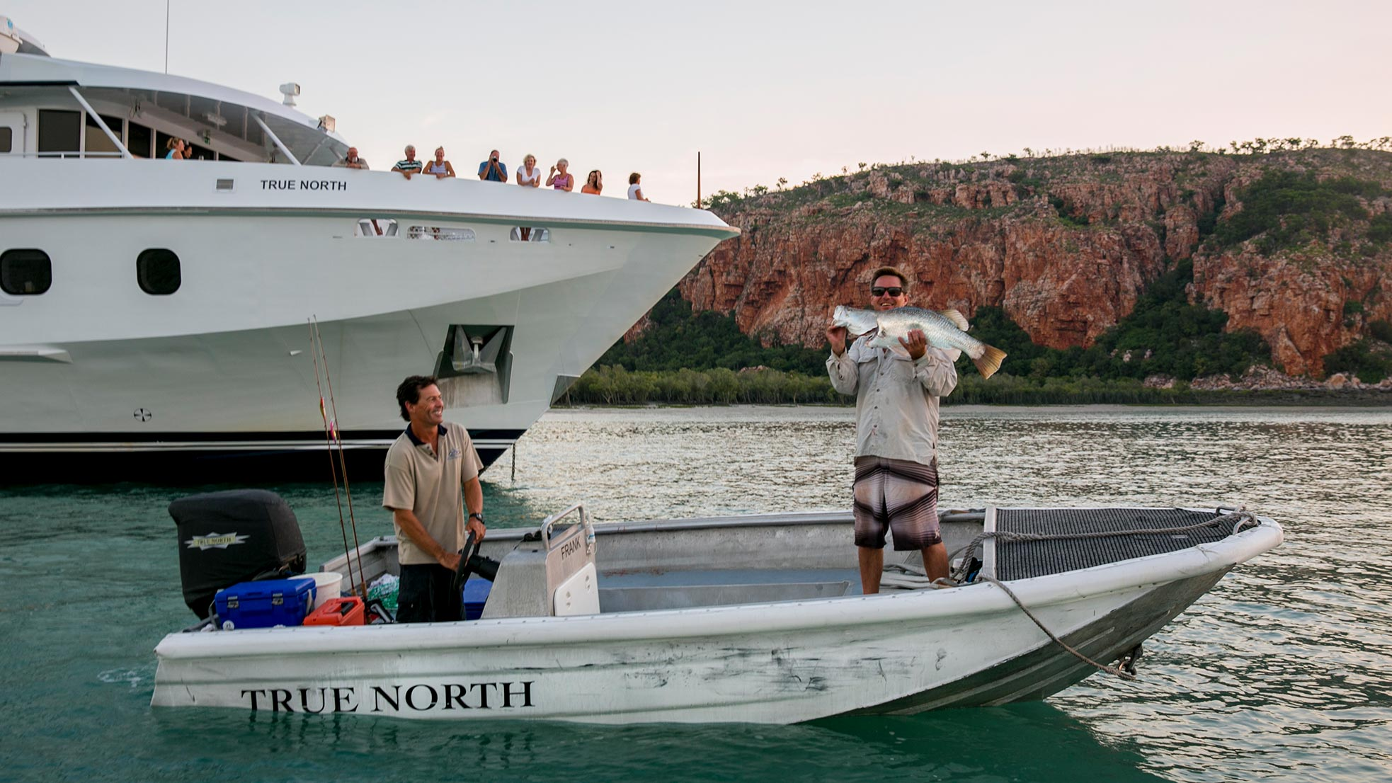 true north 13 day kimberley ultimate cruise - HD 1966×1106