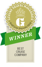 Gold List Winner Best Cruise Company 2014-web