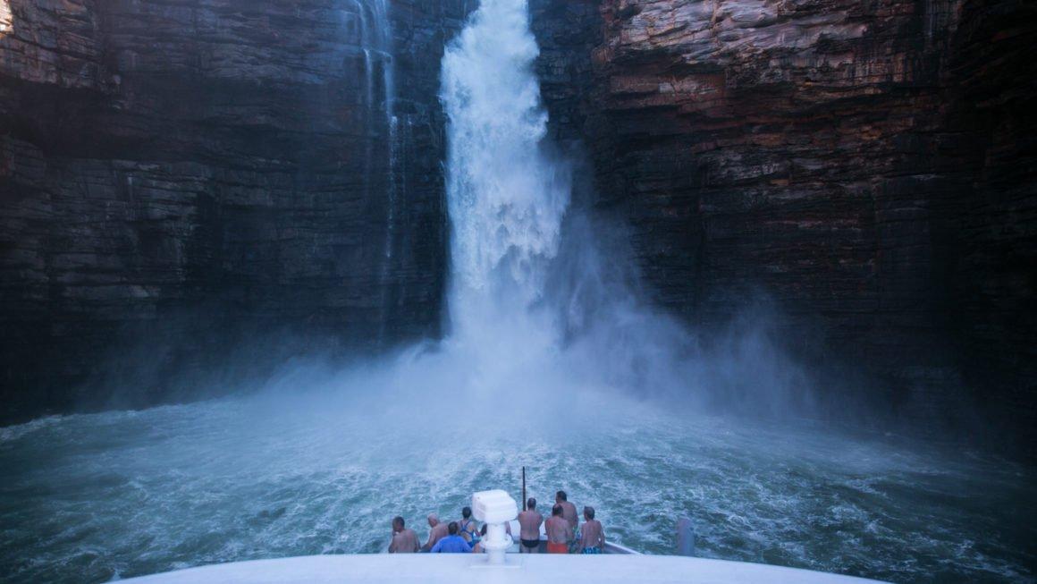 Kimberley Water Falls