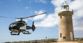 True North Helicopter & Lighthouse