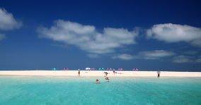 Coral Atoll Coastline