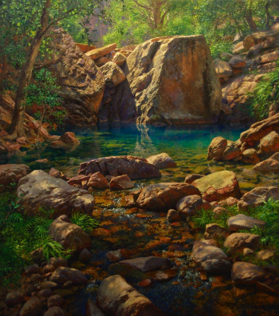 Jewel of the Canyon - Andrew Tischler