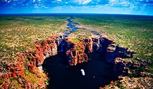 Kimberley Gorges King George Falls