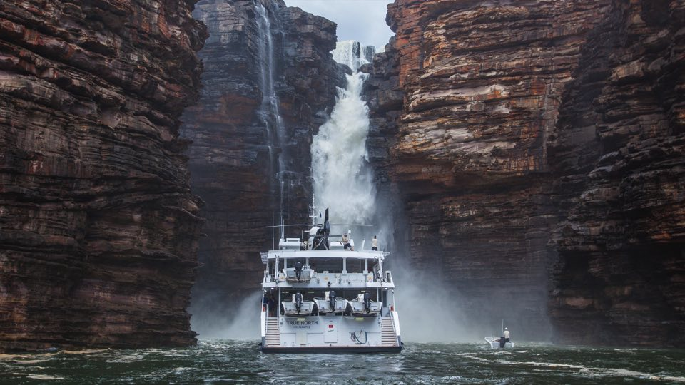 true north 13 day kimberley ultimate cruise - 960×540