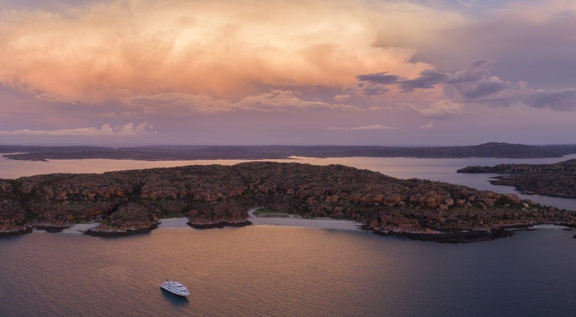 Kimberley Winyalkin cruise oysters