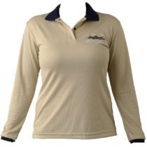 Ladies Fishing Shirt FRONT