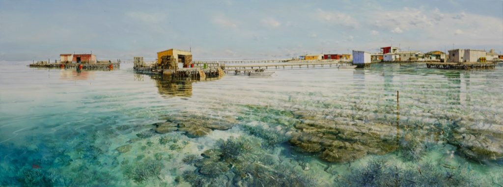 Larry Mitchell - Abrolhos Islands