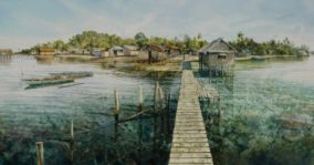 Larry Mitchell - Kris Village