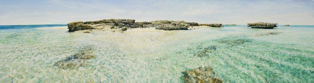 Larry Mitchell - Pilbara Island 2
