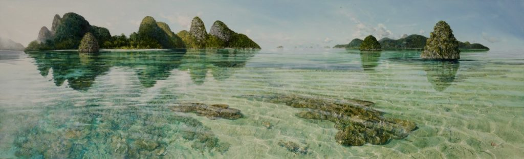 Larry Mitchell - Raja Ampat