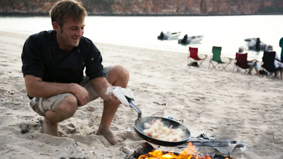Luke on Beach