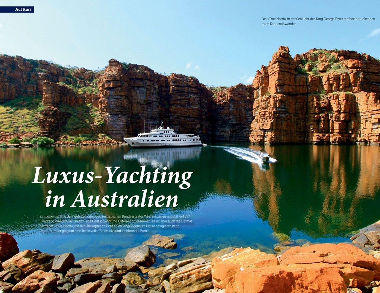Luxus Yachting In Australien Kreuzfahrtmagazin