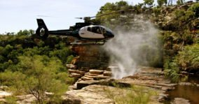 Kimberley Cruise Helicopter