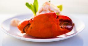Mad Crab Cruise Food