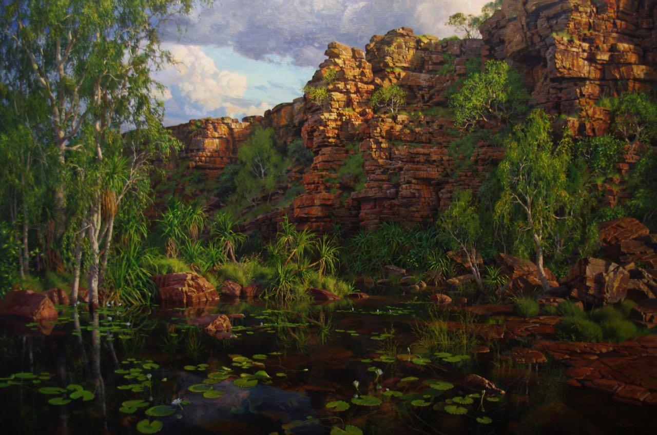 Melaleuca Falls - Andrew Tischler