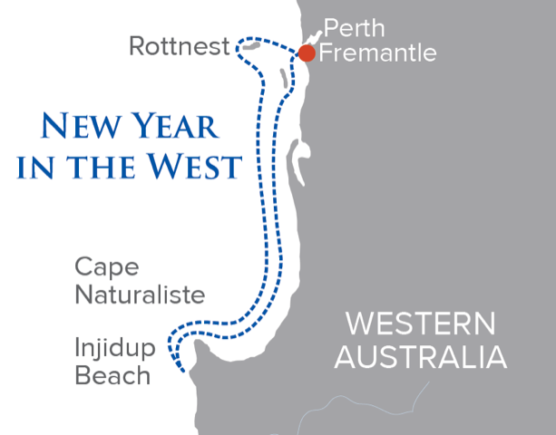 New Year in the West