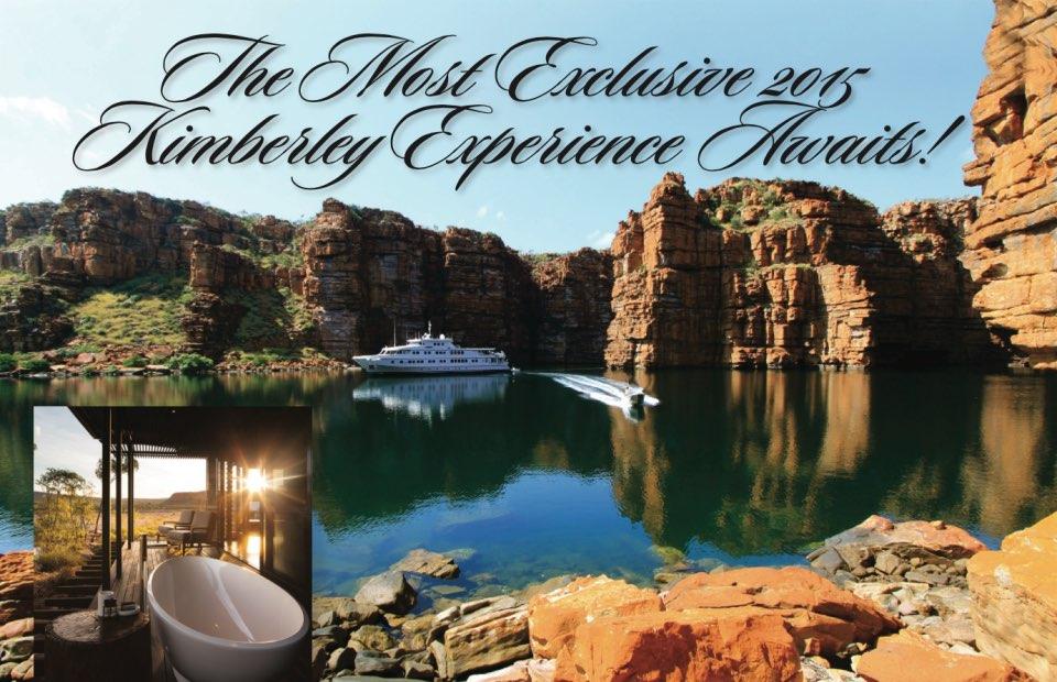 El Questro True North Adventure Cruises Cruises Special Offer
