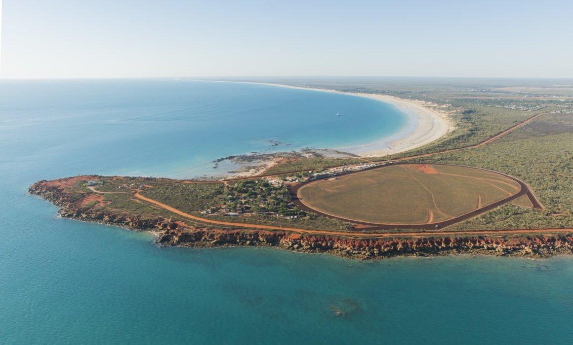 Kimberley coast on the TRUE NORTH