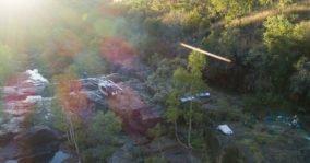 Heli Camping