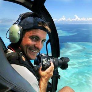 Oli Oldroyd, Expedition Photographer on TRUE NORTH